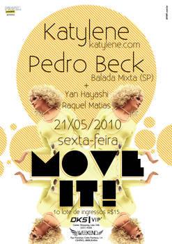 Move It - Katylene