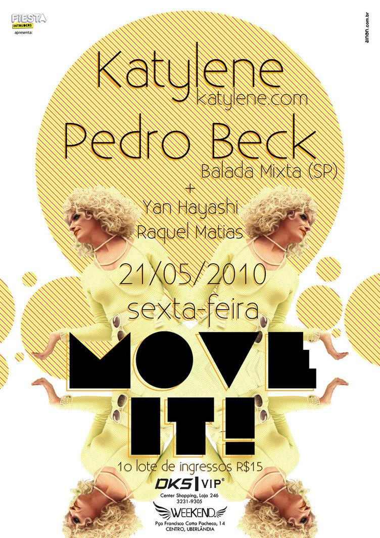 Move It - Katylene by Ainon