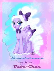 New Deviant ID: My Little Ponified-Babu'-Chan by NemoTurunen