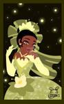 Tiana, The Hardworking Princess