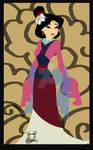 Mulan, The Courageous Princess