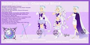 Sailor Artemis-Character Sheet