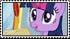 Twilight Sparkle stamp.