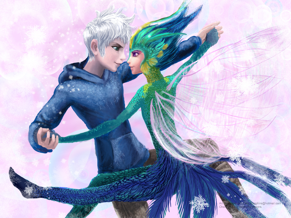jack frost and tooth fairy fanfiction - photo #13