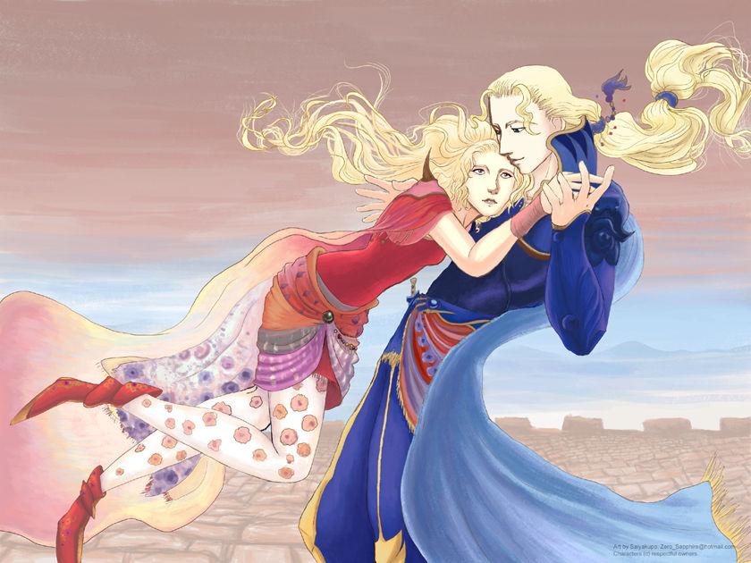 Final Fantasy 6 Edgar Terra