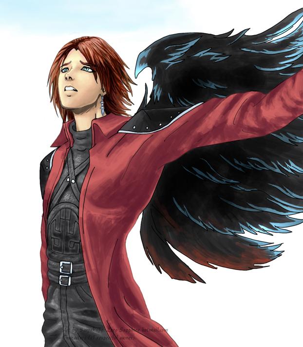 Final Fantasy - Genesis by Saiyakupo