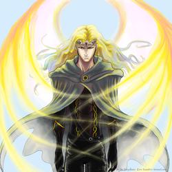 Prince Nyctalus of Light