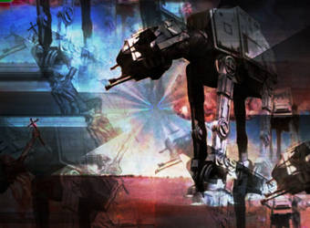 salvador da last at-at on the cross then blackhole by pr0jectz