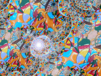 synesthesia fractals by pr0jectz