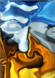 Liquify Painting by pr0jectz