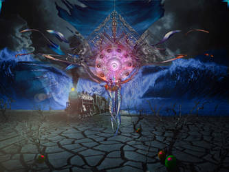 Surrealscape Remixed And Enhanced by pr0jectz
