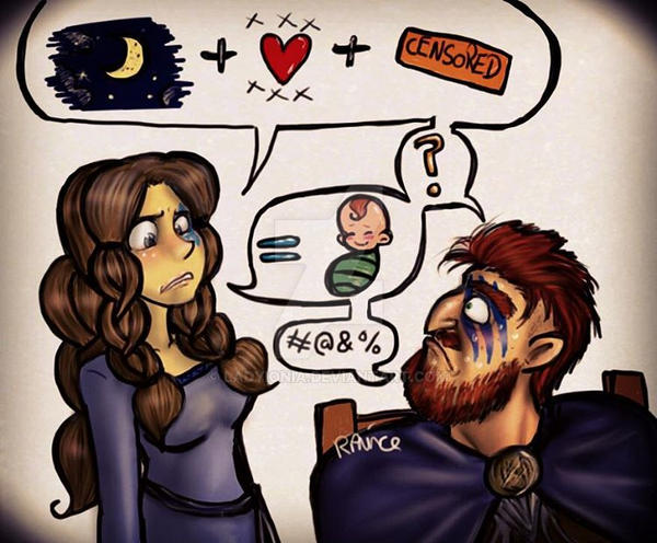 Dagur And Rae Rae S Announcement By Ladyionia On Deviantart