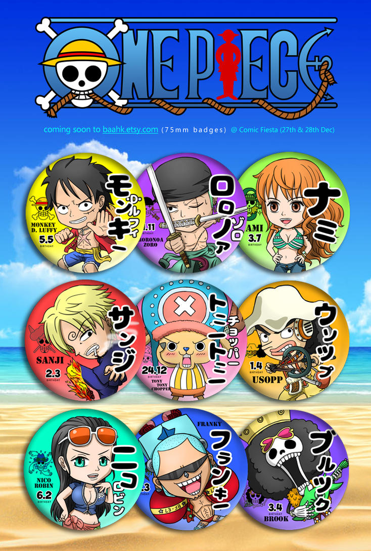 One Piece New World by rei-baahk