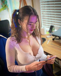 Getting Intimate with Patrons! by piperblush