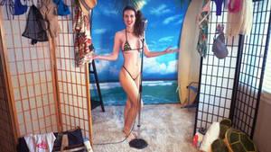 Leopard Micro Bikini by piperblush