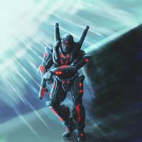 Armor 1 by Samuel-Paul