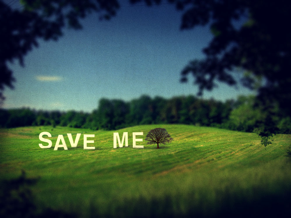 ....Save Me.... by L2design