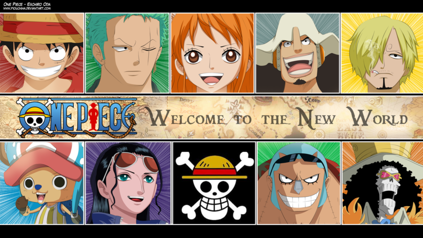 one piece crew after 2 years one piece series 2 years later luffy