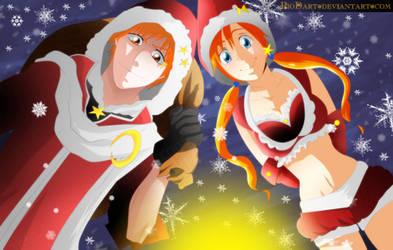 Ichihime Merry Christmas! by PioDanilo