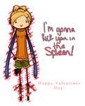 Valentines- Rikku