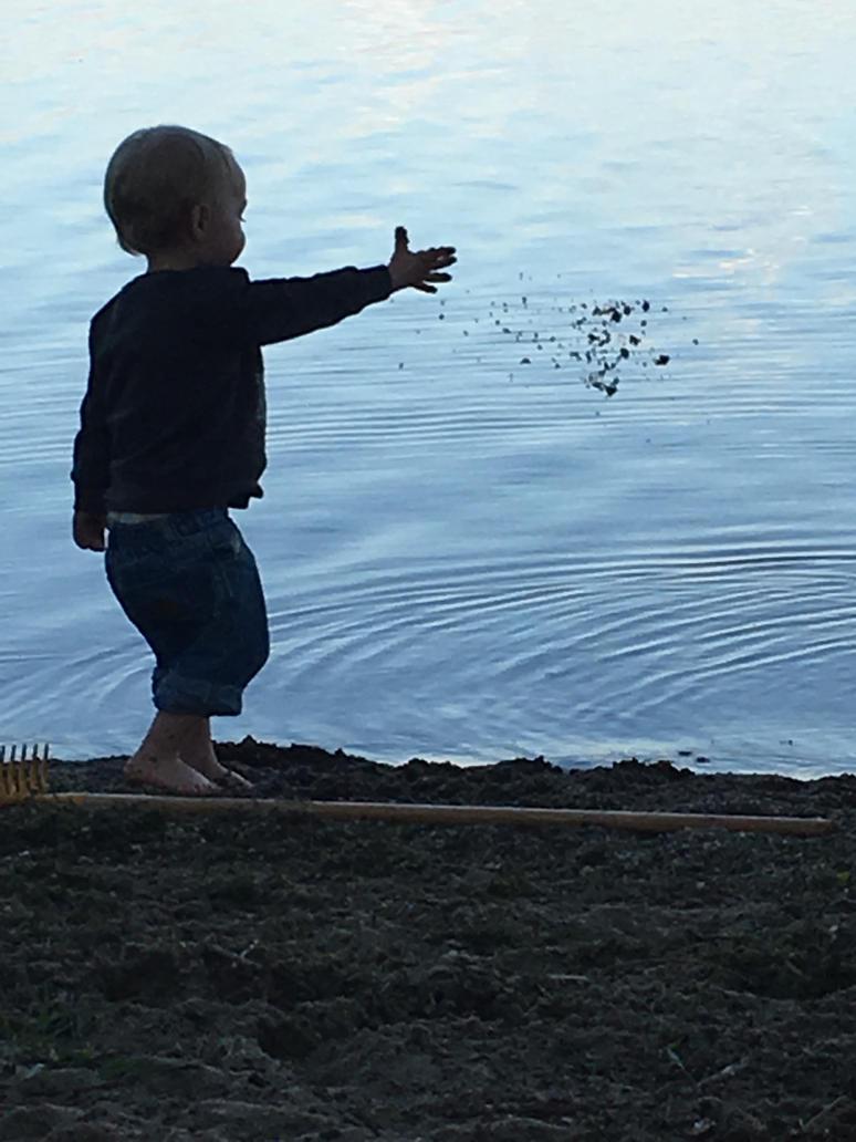 Little Boy by EnigmaticSerendipity