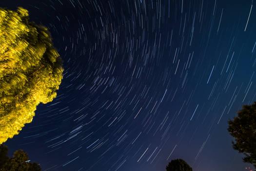 last starry night