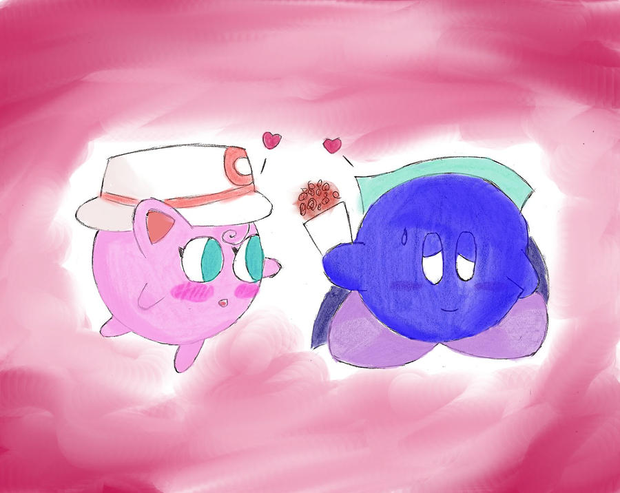 these are for you  by lily29174Jigglypuff And Meta Knight