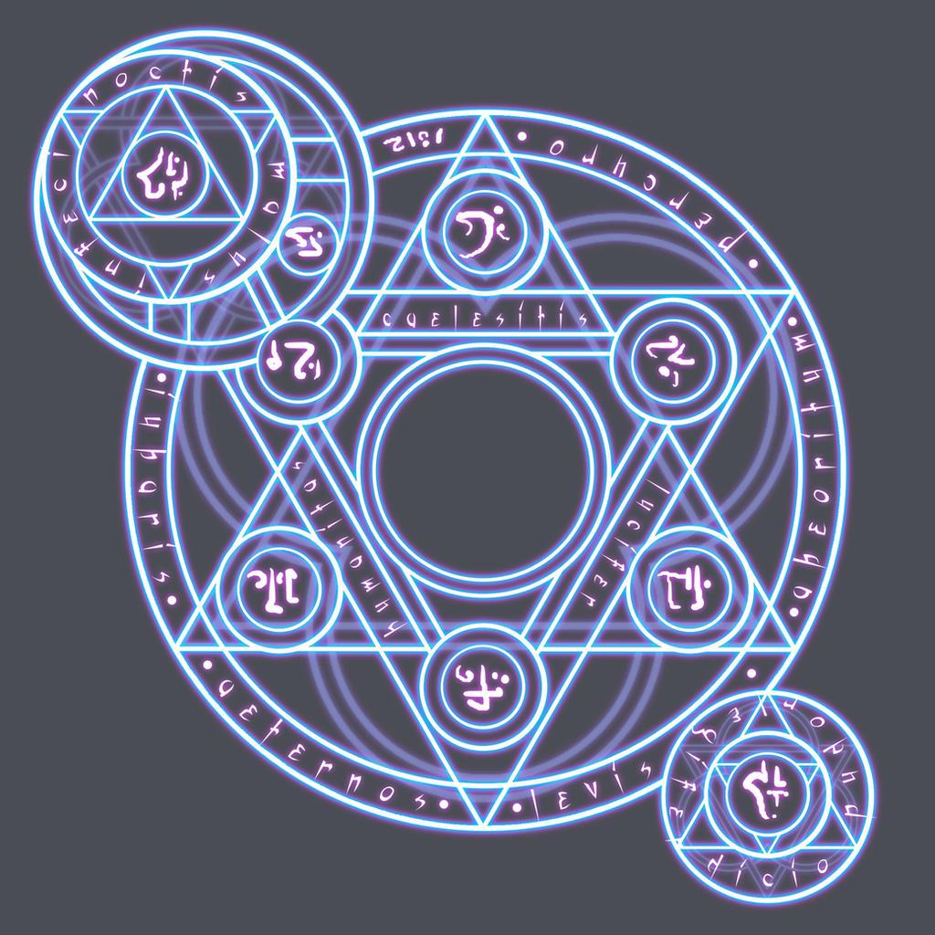Arcane Circle by GravityArchangel on DeviantArt