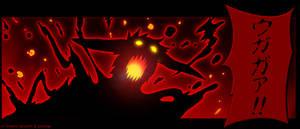 Kyuubi Naruto gone wild by Batanga