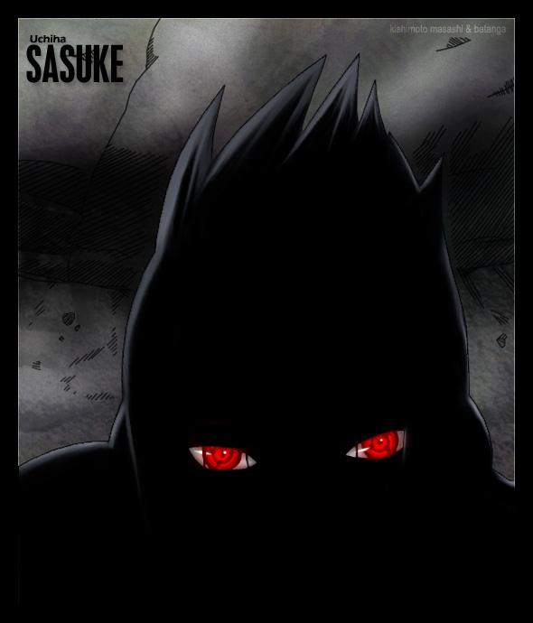 Uchiha Sasuke by Batanga