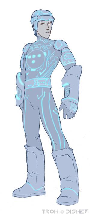 TRON Full figure