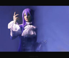 Vocaloid_Duke of Madness Venomania by TomoeMatt