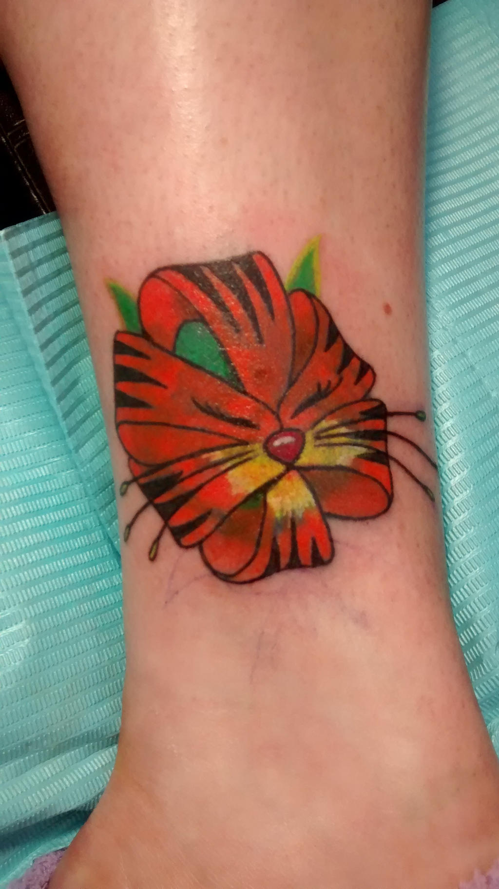 Tiger lily tattoos cinderella story for kids with pictures coloring 25 amazing tiger lily tattoo designs tattooeasily dinocroinfo tiger lily flower tattoo by mentalstateofmind d8jo5xt k25 amazing tiger lily tattoo designs izmirmasajfo