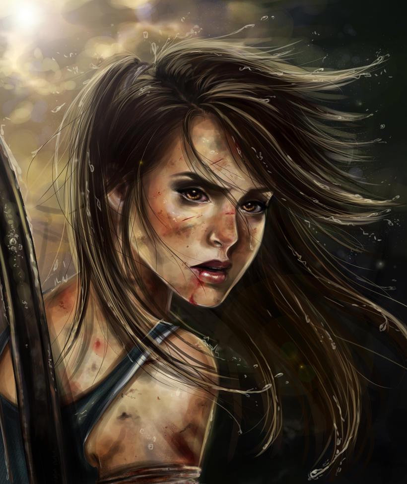 Lara reborn (v2) by meganparkes