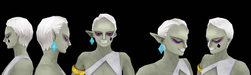 Ghirahim Ear Reference by ShrubbyNerb