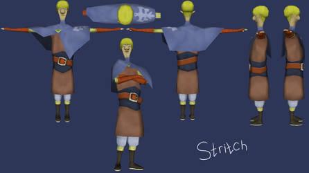 Strich Reference by ShrubbyNerb