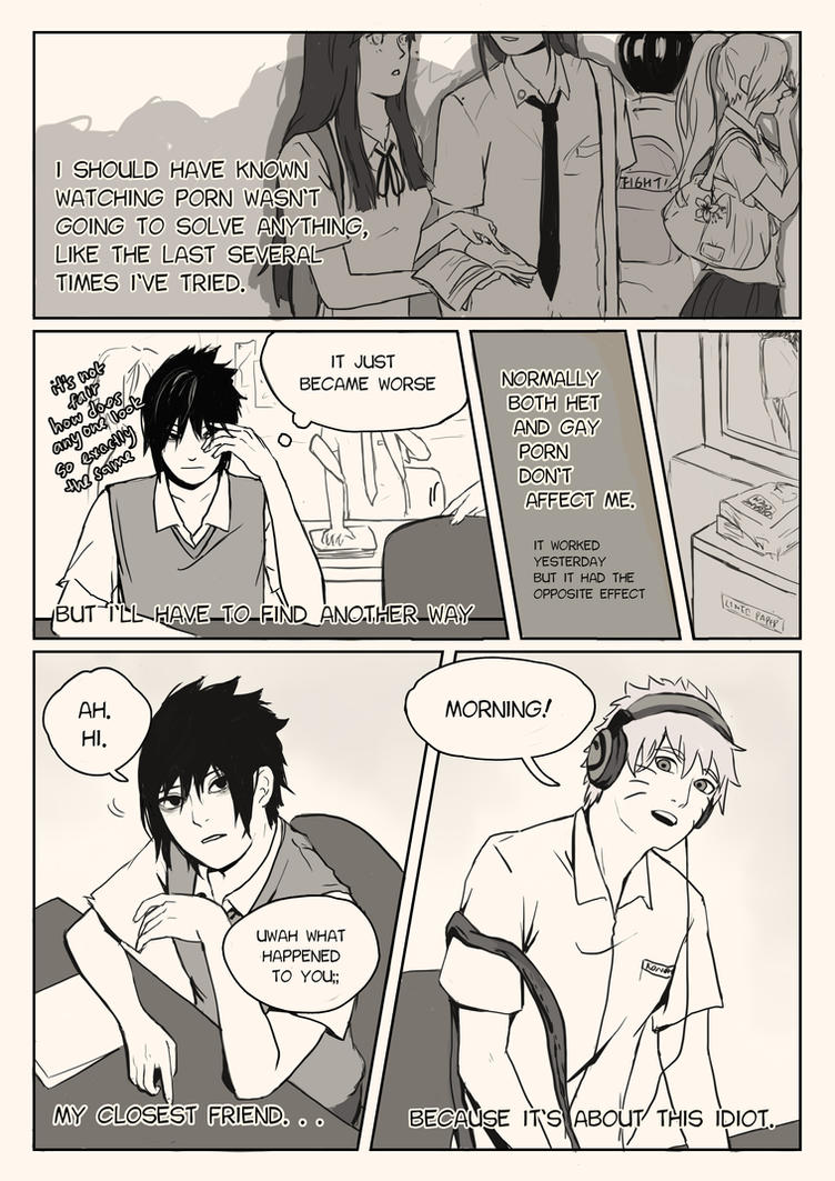 In Your Subconscious - P.4 by NoranB