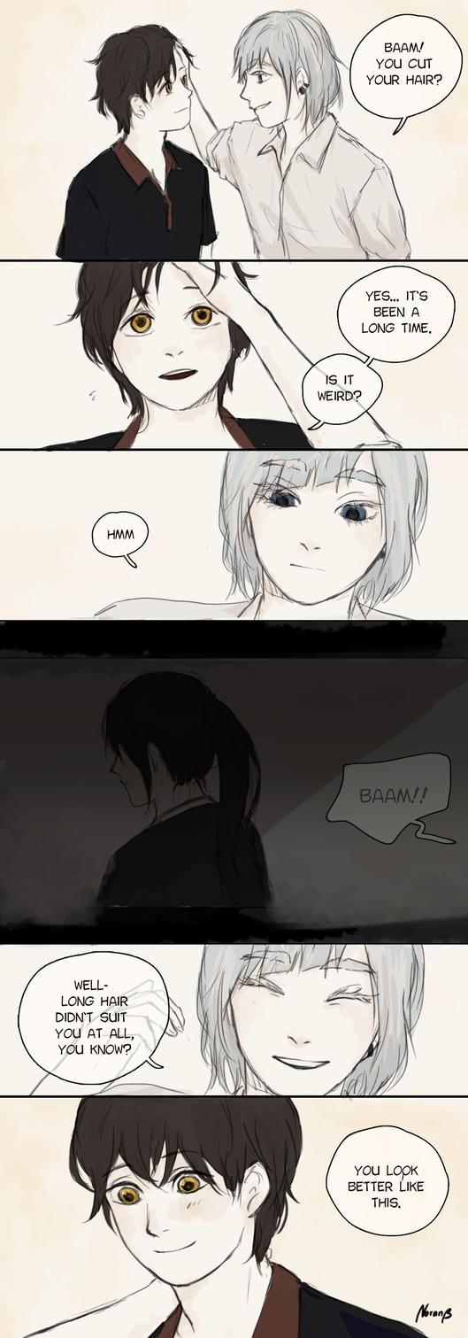 Baam's Hair by NoranB
