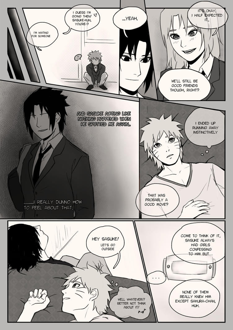 In Your Subconscious - P.26 by NoranB