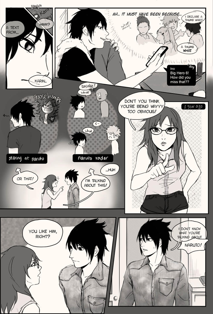 In Your Subconscious - P.31 by NoranB