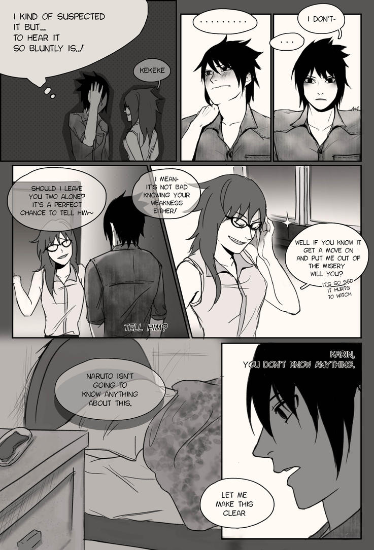 In Your Subconscious - P.32 by NoranB