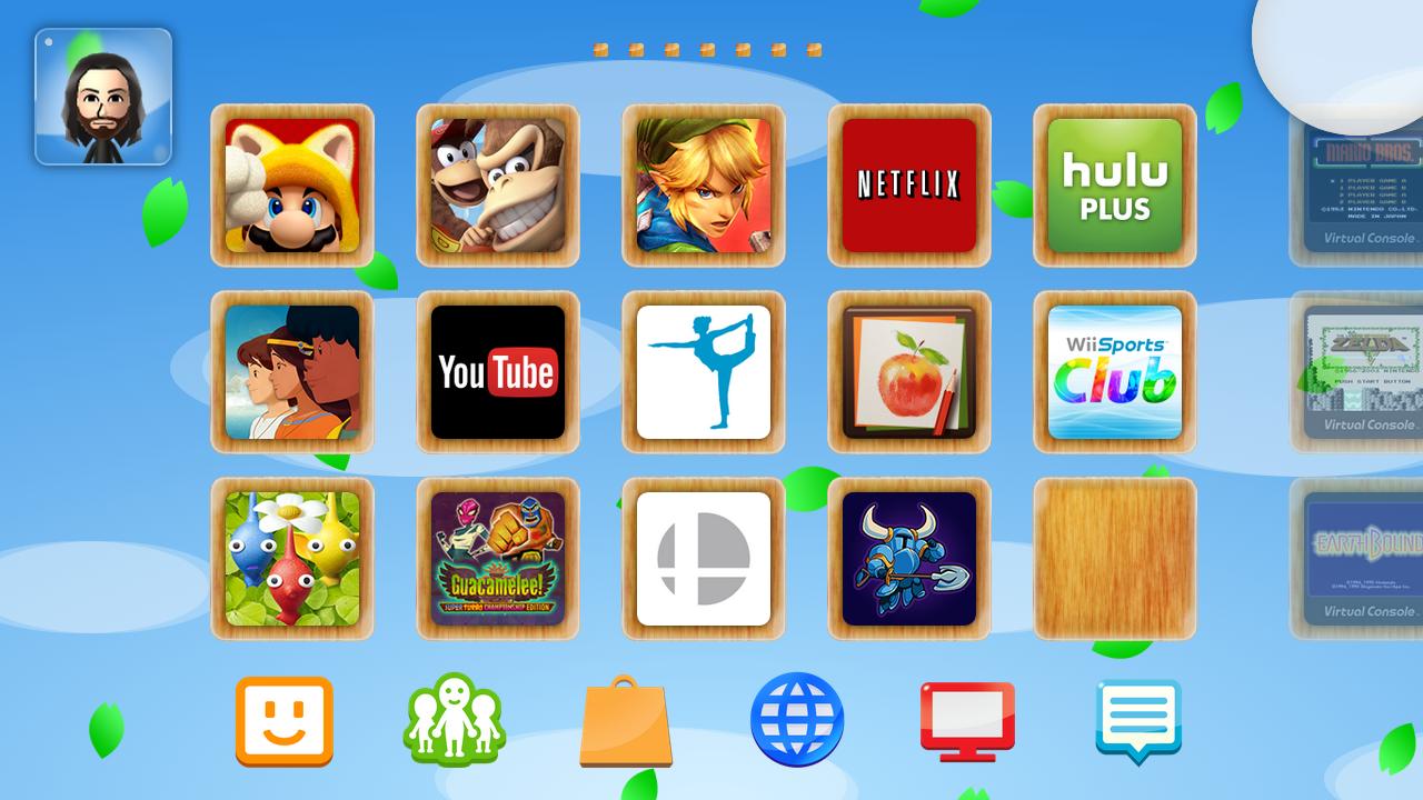 Wii U Animal Crossing Theme by myownfriend on DeviantArt