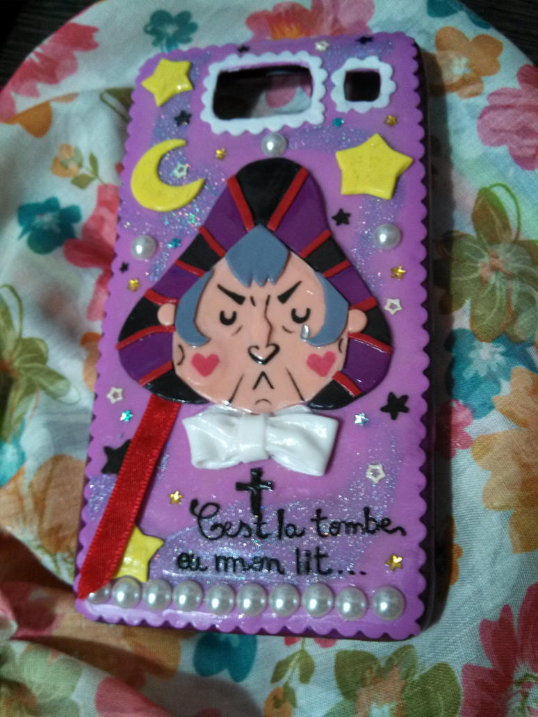 Frollo Cellphone Case 5 by korurea-kanai