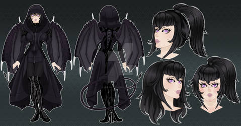Character Sheet (Commission)