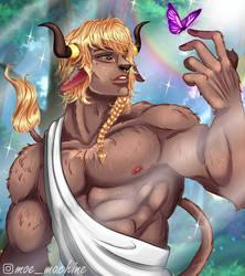 Arius the Minotour