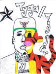 Tyga?Tigger by YoungNdTalented