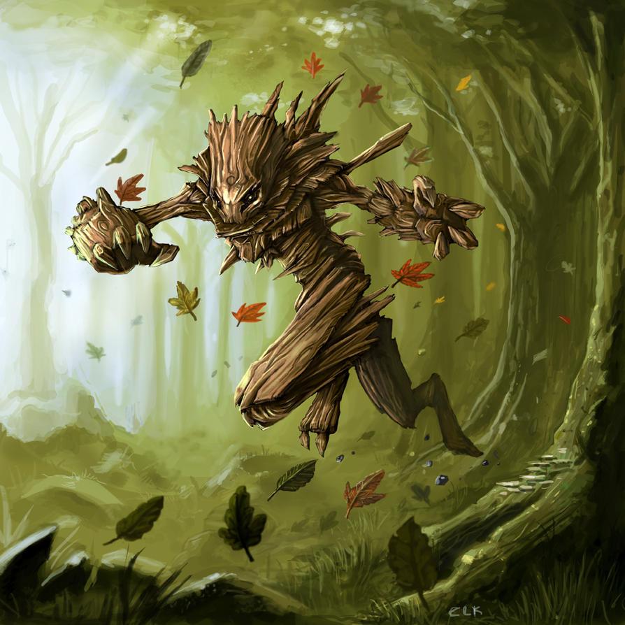 Wood Wraith by Patmos