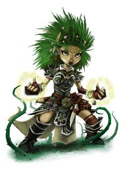 Lini Druid