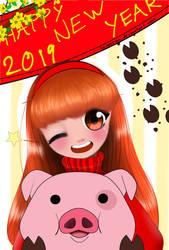 Happy New Year, 2019!