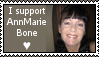 I support AnnMarieBone by Mistress-0f-Dragons